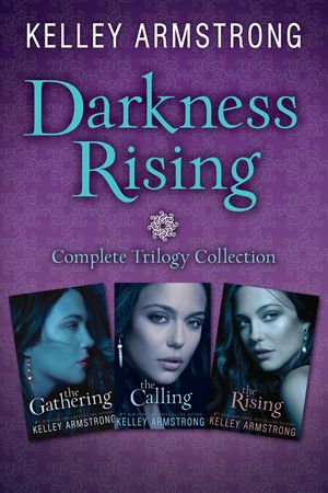 Darkness Rising: Complete Trilogy Collection book image