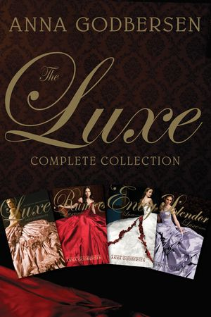 The Luxe Complete Collection book image