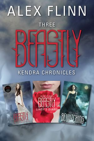 Three Beastly Kendra Chronicles book image
