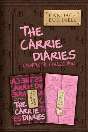 The Carrie Diaries Complete Collection book image
