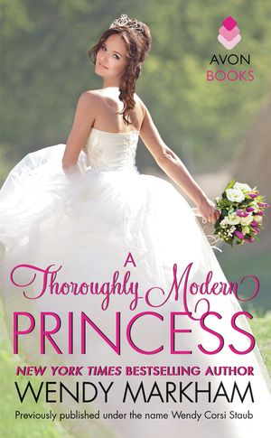 A Thoroughly Modern Princess book image
