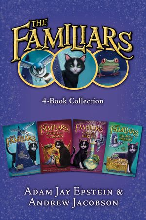 The Familiars 4-Book Collection book image