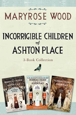 Incorrigible Children of Ashton Place 3-Book Collection book image