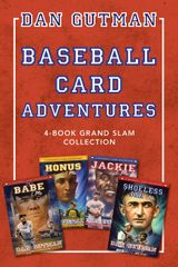 Baseball Card Adventures: 4-Book Grand Slam Collection