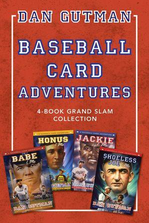 Baseball Card Adventures 4 Book Grand Slam Collection Dan Gutman