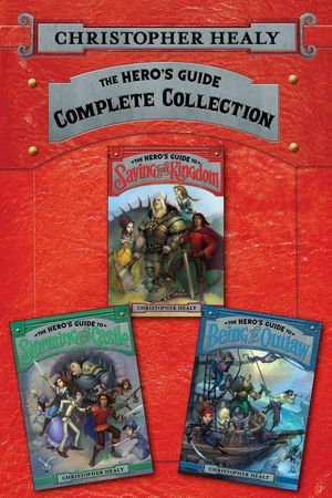 The Hero's Guide Complete Collection book image
