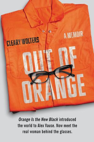 Out of Orange book image