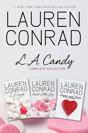 L.A. Candy Complete Collection book image