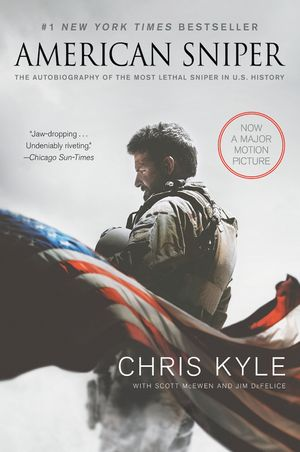American Sniper [Movie Tie-in Edition] book image