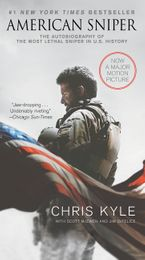 American Sniper [Movie Tie-in Edition] Paperback  by Chris Kyle