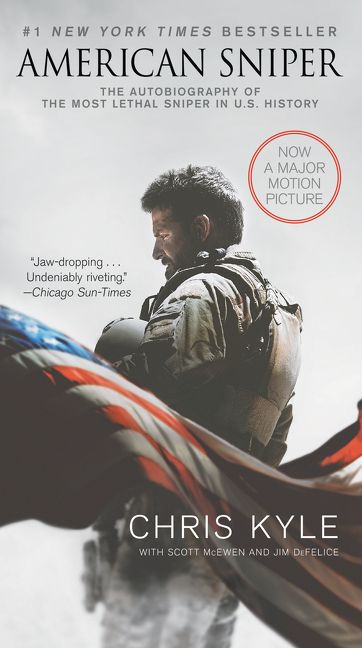 American sniper movie tie in edition chris kyle paperback american sniper movie tie in edition fandeluxe Images