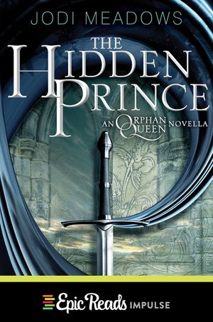 The Hidden Prince book image