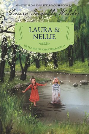 Laura & Nellie book image