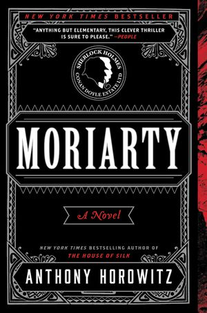 Moriarty book image