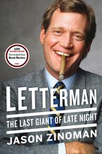Letterman Hardcover  by Jason Zinoman