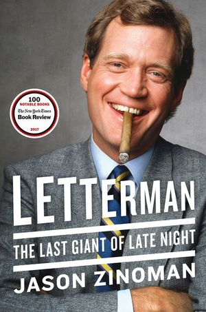 Letterman book image