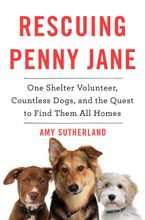 Rescuing Penny Jane Hardcover  by Amy Sutherland