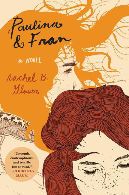 Book cover: Paulina & Fran