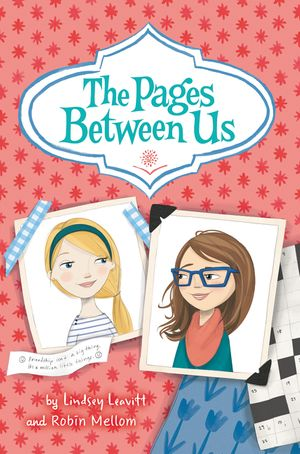 The Pages Between Us book image