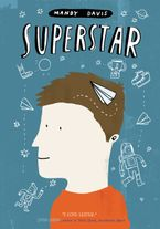 Superstar Hardcover  by Mandy Davis