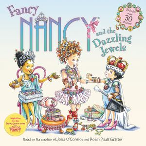 Fancy Nancy and the Dazzling Jewels book image