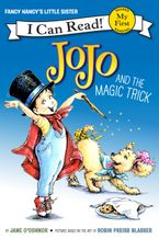 Fancy Nancy: JoJo and the Magic Trick Hardcover  by Jane O'Connor
