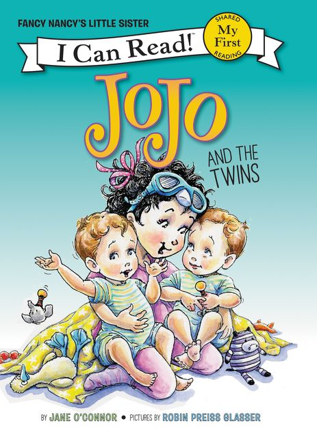 Fancy Nancy: JoJo and the Twins - Jane O'Connor - Hardcover