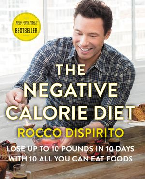 The Negative Calorie Diet book image