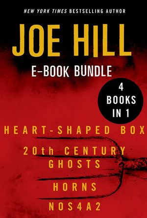 The Joe Hill book image