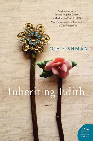 Inheriting Edith book image