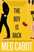 The Boy Is Back Paperback  by Meg Cabot