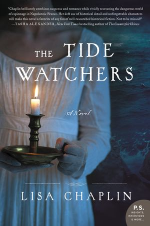 The Tide Watchers book image