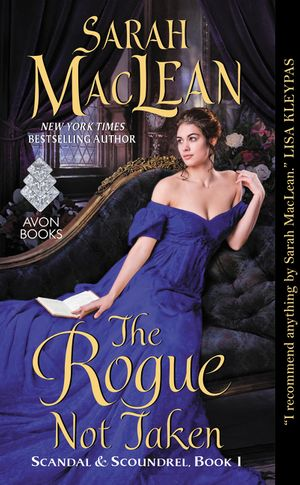 The Rogue Not Taken book image