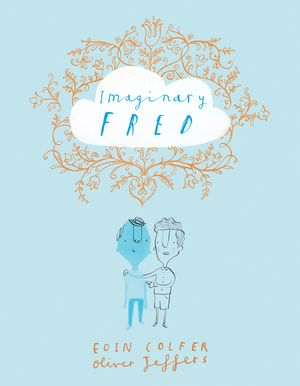 Imaginary Fred book image