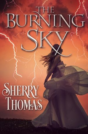 The Burning Sky book image