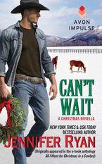 Can't Wait eBook  by Jennifer Ryan