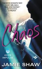 Chaos Paperback  by Jamie Shaw