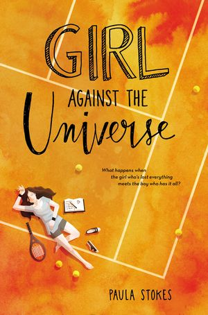 Girl Against the Universe book image