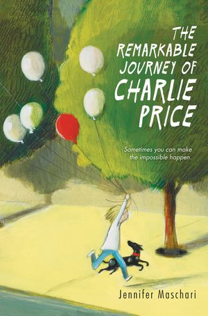 The Remarkable Journey of Charlie Price book image