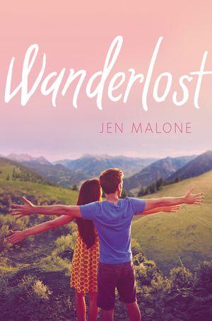 Wanderlost book image