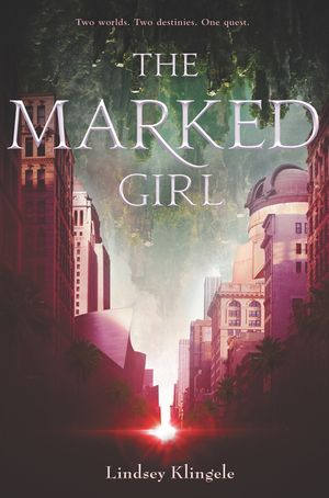 The Marked Girl book image