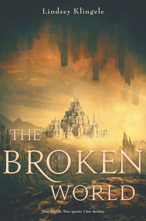 The Broken World book image