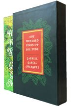 One Hundred Years of Solitude slipcased edition Hardcover  by Gabriel Garcia Marquez