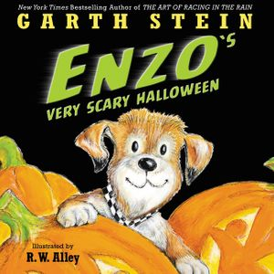 Enzo's Very Scary Halloween book image