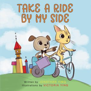 Take a Ride by My Side book image