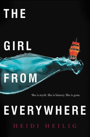 The Girl from Everywhere book image