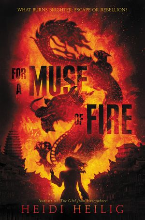 For a Muse of Fire book image