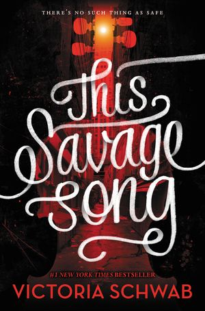 This Savage Song book image