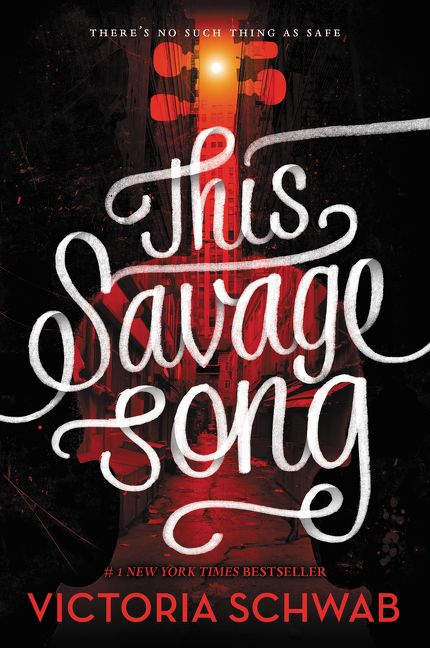 This Savage Song - Victoria Schwab - Paperback