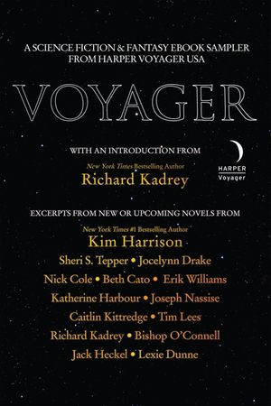 Voyager book image